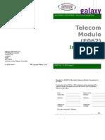 Telecom Module (II1-0079) Draft Booklet