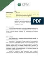 parecer CRM pericia por fisioterapeuta.pdf