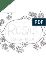 Rosas Cor de Rosa - Escola Secundária de Vouzela