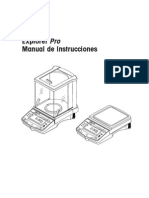 80250957-B - Instruction Manual Explorer Pro ES
