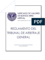 Reglamento Merval