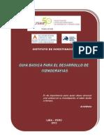 Guía Trabajos Monografias USMP
