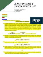 Guia Actividad y Evaluaion Recuperacion Fisica 10-Colpro Junio 2015
