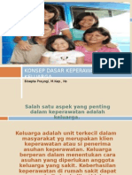 Konsep Dasar Keperawatan Keluarga