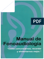 Manual de Fonoaudiología