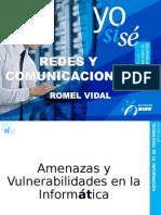 Amenasas y Vulneravilidad en Informatica