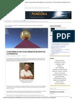 La Gran Pirámide de Keops Estaba Coronada Por Una Gran Esfera Electromagnética _ La Caja de Pandora - Medio de Información Integrativo Para La Evolución Humana - Barcelona