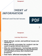 MIS Ethical Social