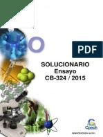 Solucionario CB-324 2015