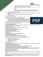 RO006 REV 3 Dispositivo de Fixacao de Conteiner (DIF) - Adaptacao