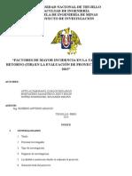 Proyecto de Investigación Final 2015