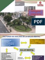 Presentación E.S Salud Mental y Cultura de Paz DIRESA Tacna Marzo 25 2013