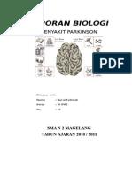 Biologi Parkinson Ijo