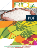9th June (Tuesday),2015 Daily Global Rice E-Newsletter by Riceplus Magazine