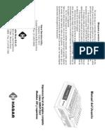 Manual Usua Rio 32 x