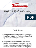 Basic of Air Conditioning (1)