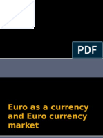 Euro Cureency