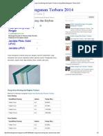 Daftar Harga Kaca Bening Dan Rayben Terbaru _ Harga Bahan Bangunan Terbaru 2014