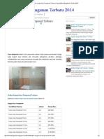 Daftar Harga Kaca Tempered Terbaru _ Harga Bahan Bangunan Terbaru 2014