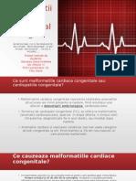 Malformatii Cardiace Congenitale A