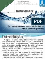 Águas Industriais