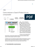 Como Remover o Search Protect Do Seu Computador
