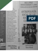 Clyde Mitchell. Orientaciones Teóricas de Los Estudios Urbanos en África en Michael Banton (Comp.) Antropología de Las Sociedades Complejas Pp. 53 _ 81 (1)
