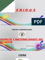 DESCRIPCIÓN (Pueblos y Nacionalidades Del Ecuador)