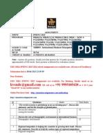 Sem 4 Human Resource Management Assignments Spring 2015 -16