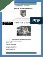 Tractor Liugong