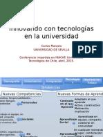 innovandocontecnologiasenlauniversidad