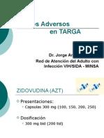 Eventos TARGA2