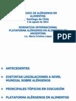 Normativa Internacional Al Rgenos Mcl Pez
