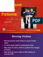 05 Lifting and Moving Patients