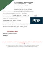 Fisa Inscriere Interpretare Lira 2014
