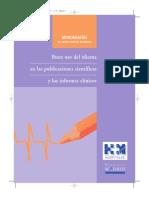 Buen Uso Del Idioma en Las Publicaciones Científicas y Los Informes Clínicos-Castedo- 2007
