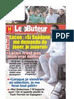 LE BUTEUR PDF du 14/02/2010