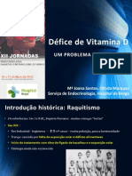 Défice de Vitamina D