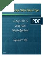 4830 Stormwater Design Presentation