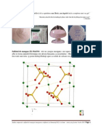Sulfatul de Mangan (Manganese Sulphate) in Romania Si in Lume Ing.leniuc Vasile 2015 Sinteza
