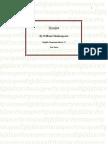 mendez hamlet dialectical journal