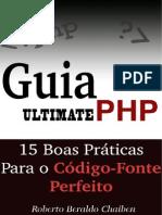 Guia 15 Boas Praticas PHP Codigo Fonte Perfeito