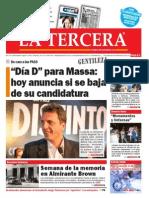Diario La Tercera 10.06.2015