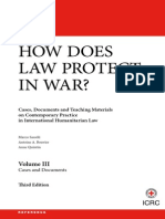 How Does the Law Protect in War