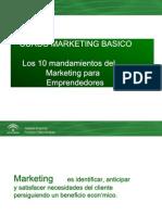 Fundamentos plan de marketing