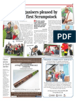 Scrumpstock Report - Ex Journal, 21 May 2015