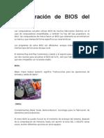 Configuración de BIOS del sistema.doc