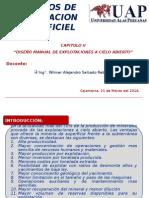 Diseño Manual de Explotaciones a Cielo Abierto