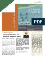 Newsletter Nº !