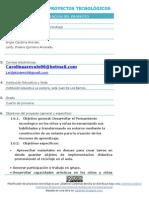 Planificador Proyecto Tecnologico - Leidy Quintero - Carolina Arevalo